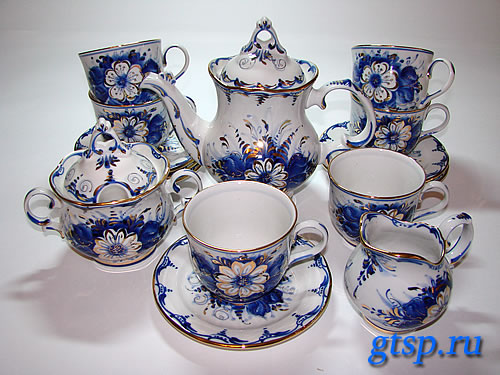 5053532_Daisy_Tea_Set_in_gold_Gzhel (700x500, 63Kb)