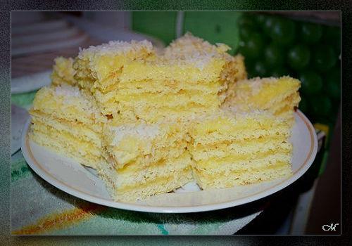 Торт Рафаэлло (500x350, 42Kb)