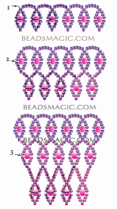free-beaded-necklace-tutorial-pattern-2 (393x700, 292Kb)