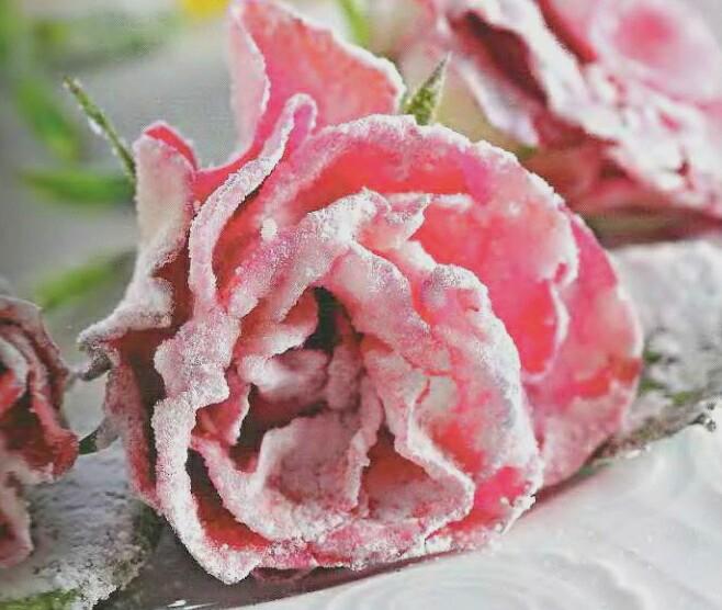 Decora postre confitada flores (1) (658x556, 330KB)