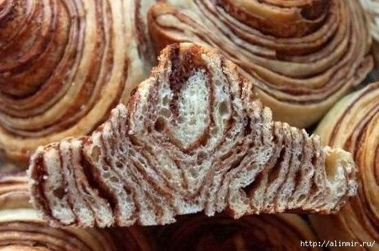 Булочки Зебра с шоколадной прослойкой7 (548x363, 134Kb)