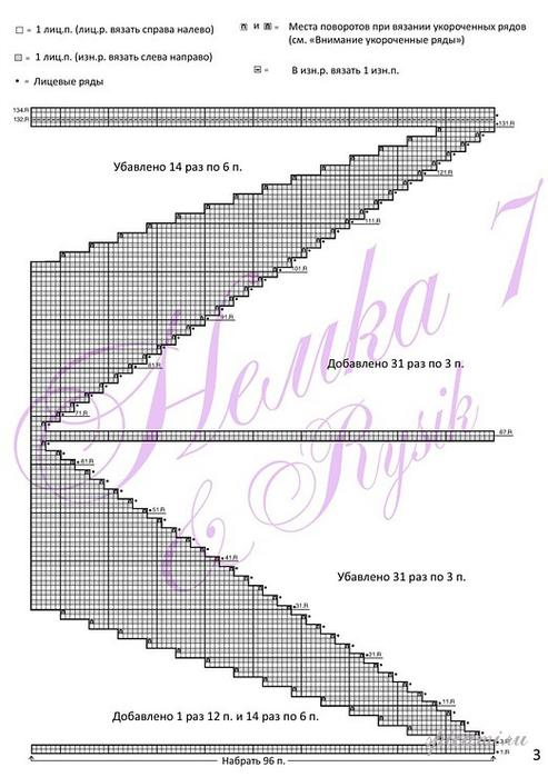 Позитивный жилет спицами (3) (493x700, 208Kb)