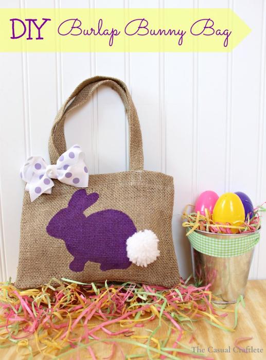 Украшение подушек и сумочки пасхальными зайцами (5) (517x700, 359Kb)
