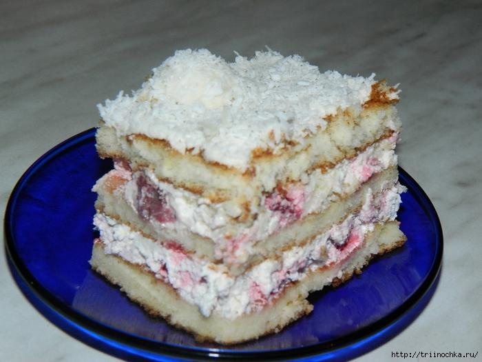 "Торт ""Рафаэлль"""