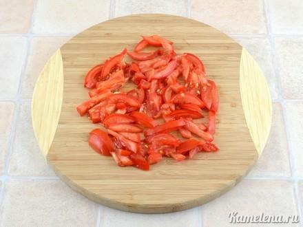 Салат из помидора, сыра и яблока3 (440x330, 69Kb)