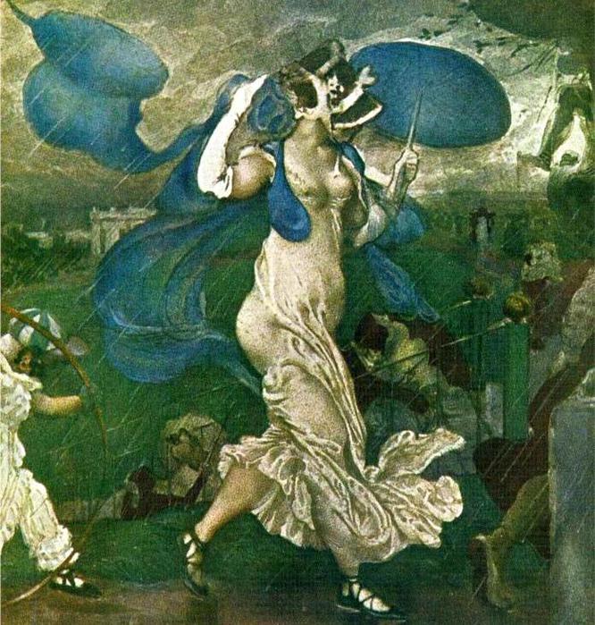 Ливень, 1906 (666x700, 106Kb)