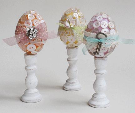 пасхальные яйца и пуговицы (10) (432x360, 177Kb)
