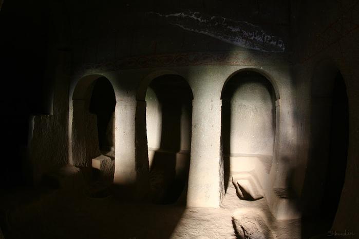 13 Кокар Kokar Kilise  Пахнущая Церковь Ихлара Каппадокия Шкондин (7) (700x466, 185Kb)