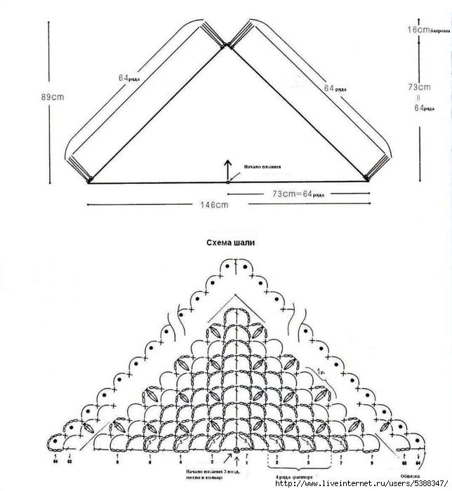 ЖЕЛТАЯ ШАЛЬ (644x700, 176Kb)