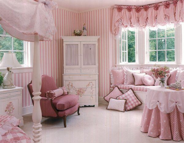 розовый цвет и интерьер 13 (600x468, 204Kb)