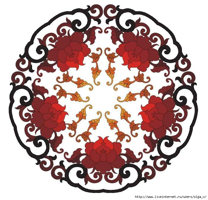79649463_4390899_Chinese_flower_ornament_2 (700x674, 257Kb)
