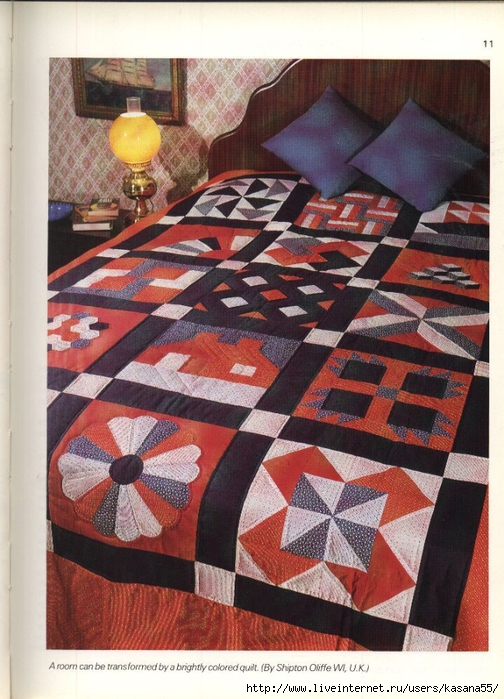 Beautiful Patchwork & Quilting Book 011 (504x700, 311Kb)