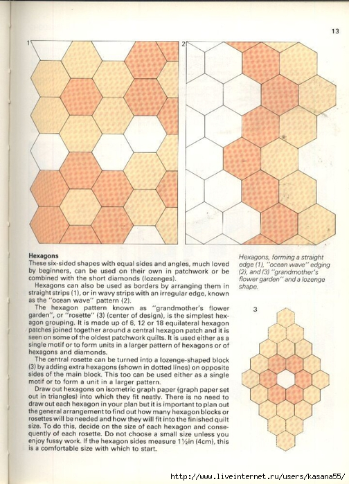 Beautiful Patchwork & Quilting Book 013 (504x700, 278Kb)