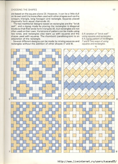Beautiful Patchwork & Quilting Book 017 (504x700, 308Kb)