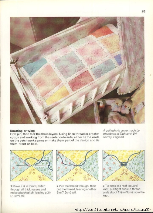 Beautiful Patchwork & Quilting Book 063 (504x700, 281Kb)