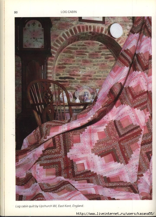 Beautiful Patchwork & Quilting Book 090 (504x700, 317Kb)