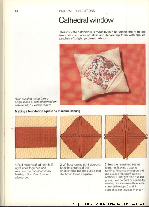 Beautiful Patchwork & Quilting Book 092 (504x700, 231Kb)
