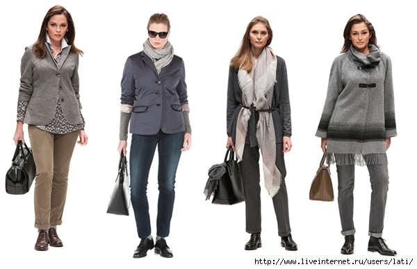Комплекты Одежды Для Полных Женщин