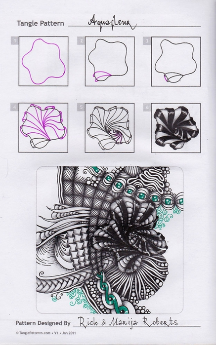 2316980_Zentangle22 (437x700, 230Kb)