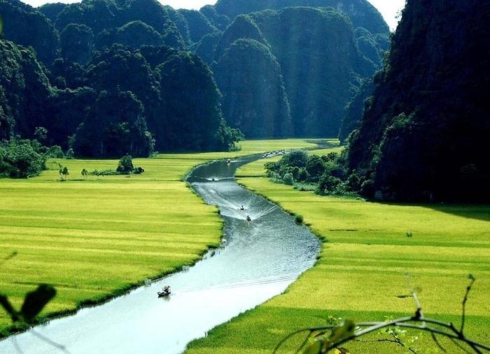 Красота гор и рисовых полей Там Кок2 (700x505, 285Kb)