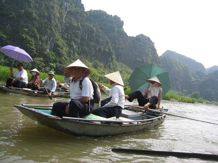Красота гор и рисовых полей Там Кок10 (700x524, 270Kb)