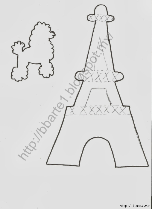torre eiffel molde (508x700, 88Kb)