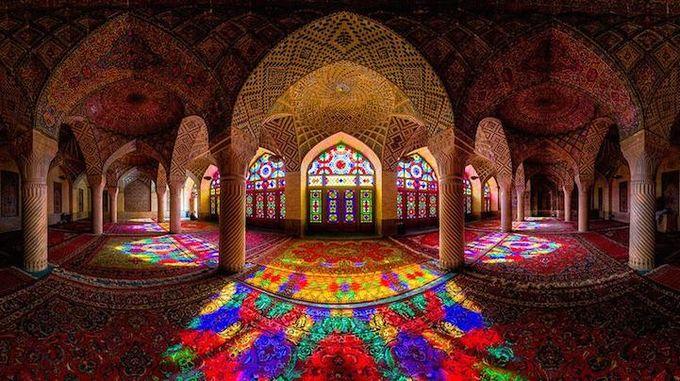 красивая мечеть фото (680x381, 377Kb)