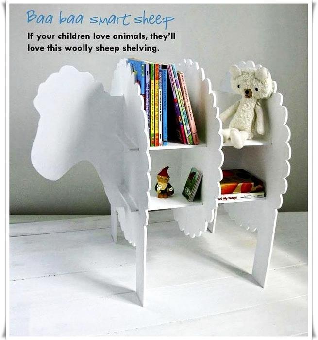 Самоделушки видео как сделать книжную полку