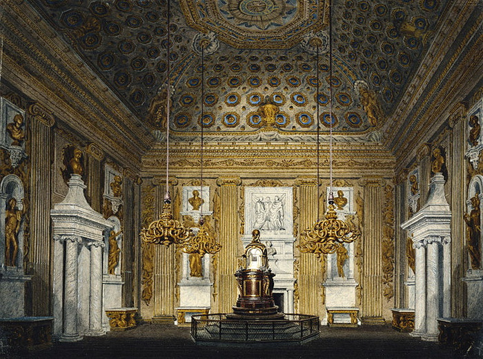 743px-Kensington_Palace,_Cupola_Room,_by_Richard_Cattermole,_1817_-_royal_coll_922156_313716_ORI_2 (700x521, 221Kb)