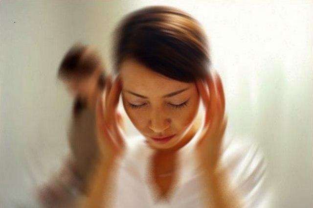 Головокружение шум в ушах слабость нарушение координации
