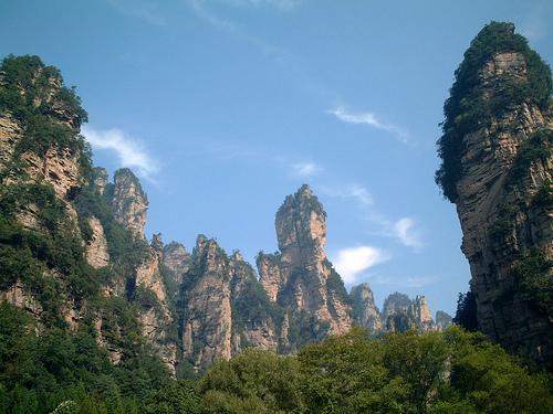 нац.парк, Китай 1 (500x375, 246Kb)