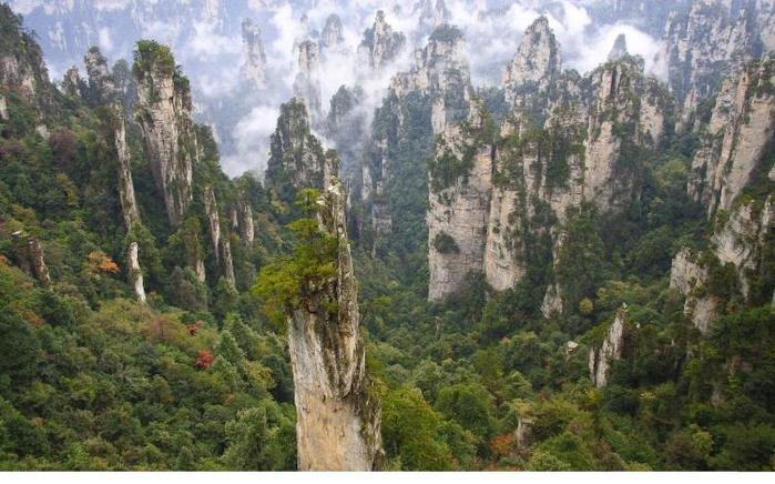 нац.парк, Китай 6 (700x436, 360Kb)