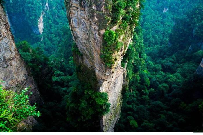 нац.парк, Китай 8 (700x464, 409Kb)
