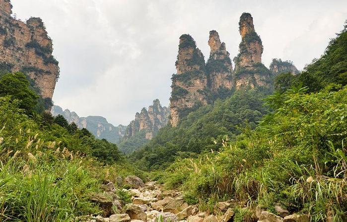 нац.парк, Китай 14 (700x447, 404Kb)