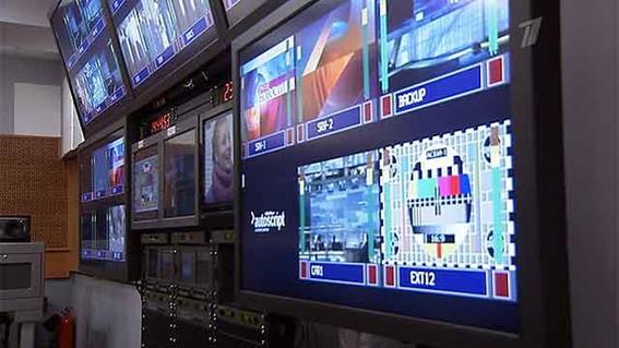 Трансляция российских телеканалов