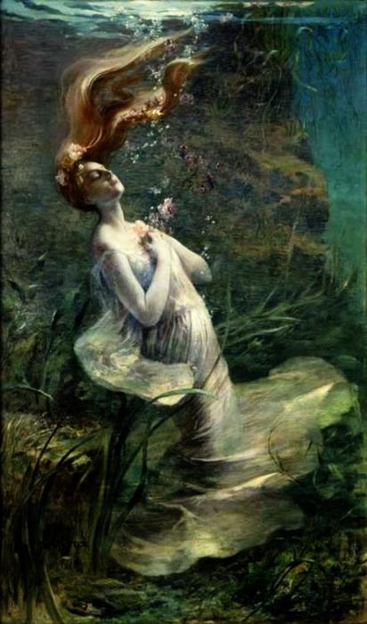 ����� ������� ����  Paul Steck. ������ . 1890. (412x700, 312Kb)