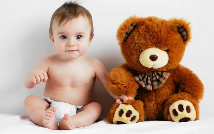 Baby-and-teddy-bear-photo_1920x1200 (700x437, 260Kb)