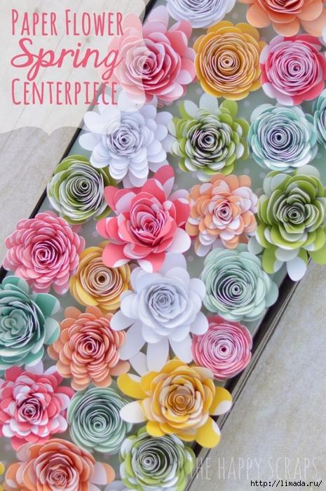 Paper-Flower-Spring-Centerp (465x700, 316Kb)