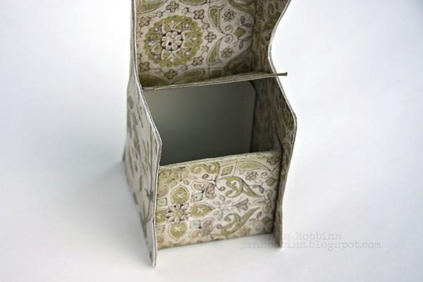 Скрапбукинг. Кресло-качалка из бумаги (4) (600x400, 111Kb)
