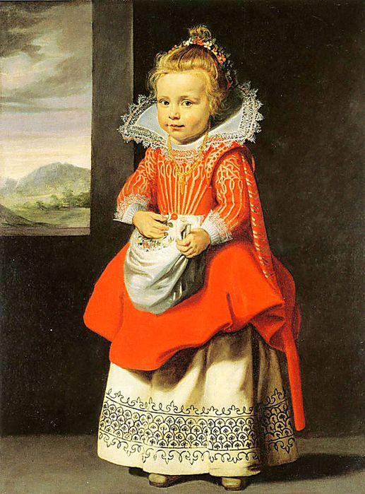 zzCornelis de Vos 1584-1651Magdalena de Vos, the Artist (517x700, 86Kb)