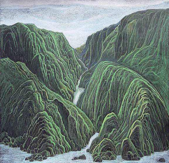 Большой каньон (577x557, 550Kb)