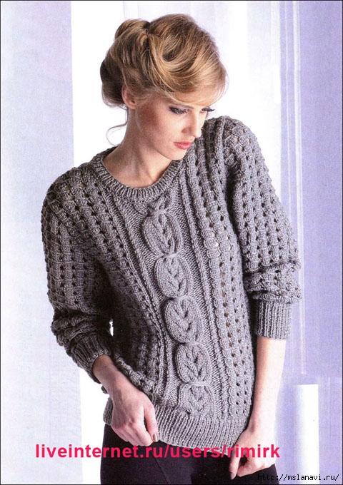 вязаные-пуловеры-спицами (480x680, 249Kb)