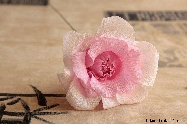 Весенняя роза из фетра (6) (604x403, 117Kb)
