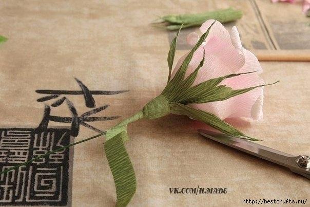 Весенняя роза из фетра (7) (604x403, 136Kb)