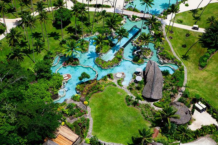 отель Laucala фиджи фото 12 (700x466, 677Kb)