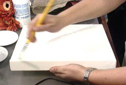 Мешковина, джут и цветочный горшок. Идеи декоративных панно (5) (248x167, 34Kb)