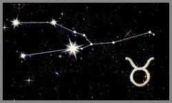 Про созвездие тельца