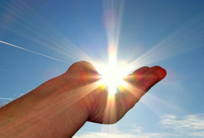 солнце я ловлю в ладоши минус