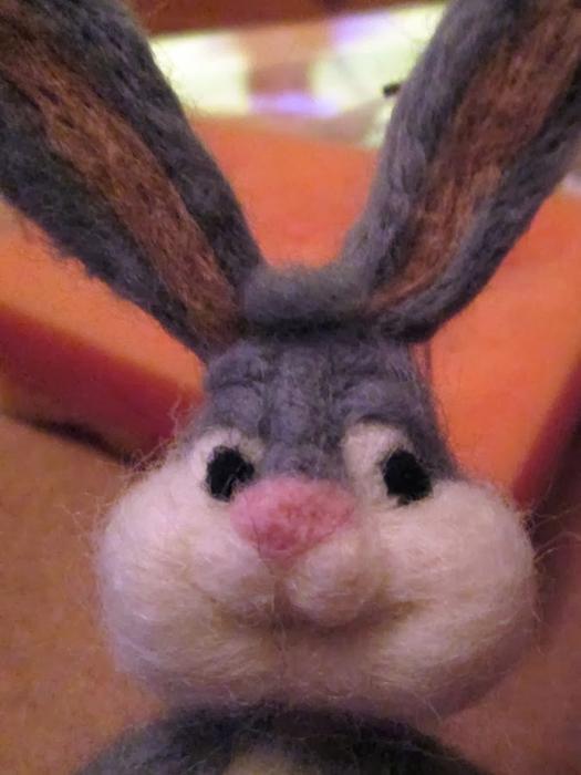Валяние на проволочном каркасе. Кролики (5) (525x700, 289Kb)