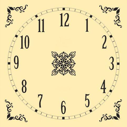 Циферблаты часов для творчества (3) (483x483, 124Kb)